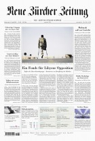 NZZ cover