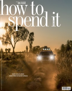 Cover How To Spend It
